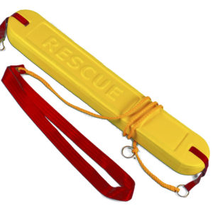 Yellow Rescue Tube (Qty of 10)